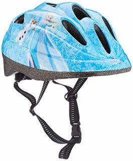 Immagine di Casco Protettivo Frozen Per Bici Disney Elsa Olaf 3/8 Anni