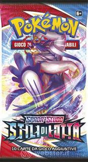 Immagine di Pokemon Spada&scudo Stili Di Lotta Busta 10 Carte