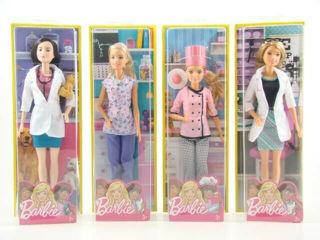Immagine di Barbie Bambola Carriere 30 Cm Modelli Assortiti