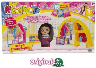 Immagine di Me Contro Te Stanza Segreta Mini Doll 12 Cm