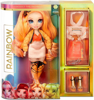 Immagine di Rainbow High Fashion Doll- Poppy Rowan