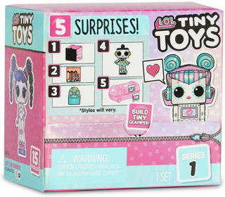 Immagine di Lol Surprise Tini Toys (llub5000)