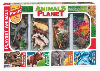 Immagine di Scatola Grande Animali Del Pianeta