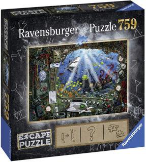 Immagine di Puzzle -escape Nel Sommergibile 759 Pz.
