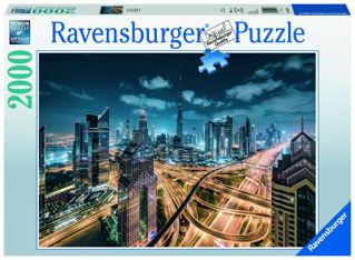 Immagine di Puzzle 2000 Pz. Vista Di Dubai