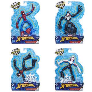 Immagine di Spiderman Bend And Flex Figures Personaggi Snodabili 15cm Ast