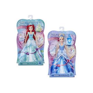 Immagine di Bambola Principesse Disney Con Sorprese Assortite