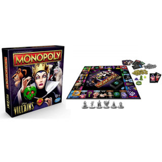 Immagine di Monopoly Disney Villains
