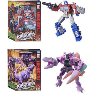 Immagine di Transformers Toys Generations War For Cybertron: kingdom Leader Assort...