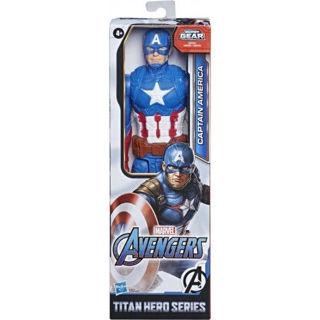 Immagine di Avengers - Captain America (action Figure 30 Cm) Titan Hero