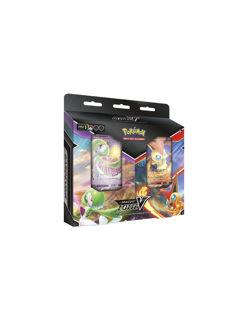 Immagine di Pokemon Bumdle Mazzo Lotte V - Victini Contro Gardevoir