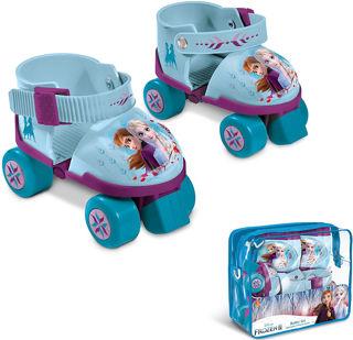 Immagine di Frozen Pattini Baby Con Protezioni Taglia 22-29 (28298)
