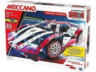 Immagine di Meccano Multimodello Da 25 - Super Car