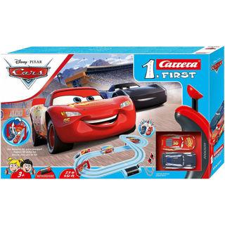 Immagine di Pista Carrera First Disney Pixar Cars Piston Cup