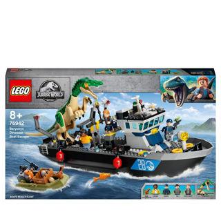 Immagine di Fuga Sulla Barca Del Dinosauro Baryonyx 76942